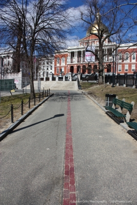 09 Massachusetts State House Freedom Trail